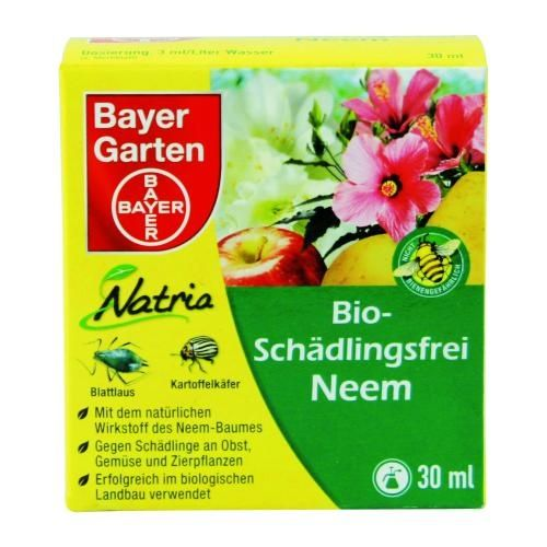 bayer garten bio sch dlingsfrei neem 30 ml flasche. Black Bedroom Furniture Sets. Home Design Ideas