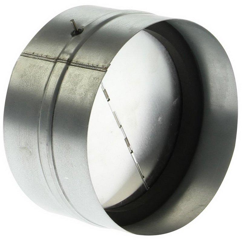 Relativ Rückschlagklappe Ø100 mm für Lüftungsrohr   gro TA61