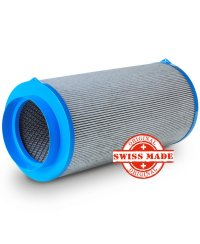 CarbonActive Granulate Filter 1200m³