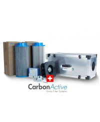 CarbonActive EC Inline Double Filter Unit 1200m³