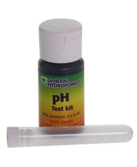 GHE pH Test Kit für 500 Tests