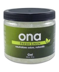 ONA Gel Fresh Linen 850ml