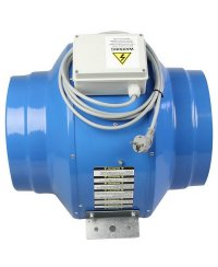 PK250-2 Blue Line Rohrventilator II Speed 600 / 1200m³/ h
