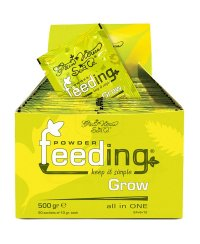 Powder Feeding Grow 5 T�tchen � 10 gr.
