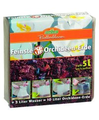 Romberg feinste POP UP Orchideen-Erde 5 Liter