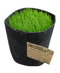 Root Pouch Pflanzcontainer schwarz 8 L