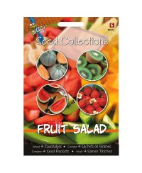 Saatgut Collection Fruchtsalat 4 in 1