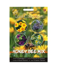 Saatgut Collection Honigbienen Mix 4 in 1