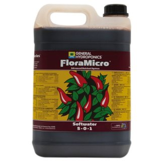 GHE FloraMicro Soft - 5 L D�nger