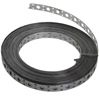 Lochband 0,75 x 25 mm - 10 Meter Rolle