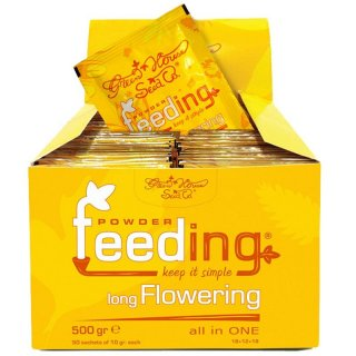 Powder Feeding long Flowering 5 T�tchen � 10 gr.