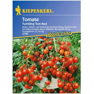 Tomaten Tumbling Tom Red