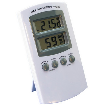 Digitales Thermometer & Hygrometer