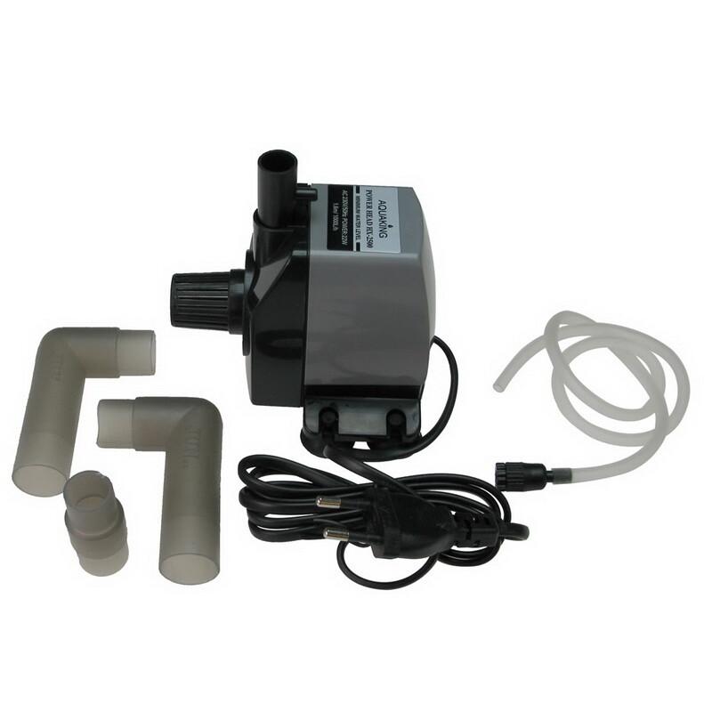 1000 L//Std. Tauchpumpe HX 2500