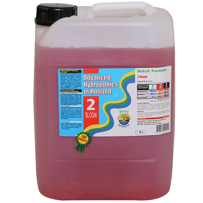 Advanced Hydroponics - Bloom 10L