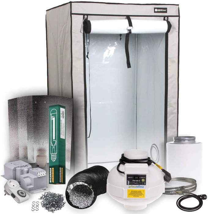 HOMEbox Ambient Q80+ Grow Set 250 Watt