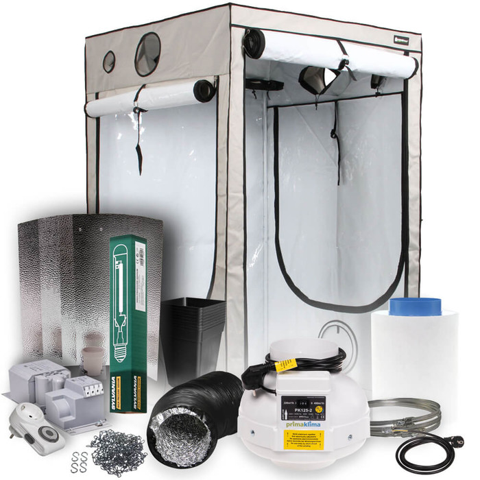 HOMEbox Evolution Q120 Grow Set 600 Watt