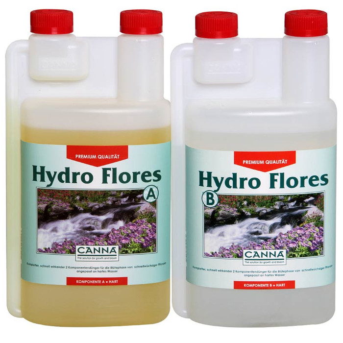 CANNA Hydro Flores A+B je 1 L