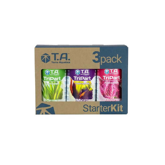 GHE TriPart Starterset 0,5 L (FloraSeries)