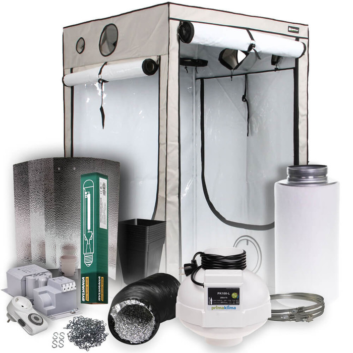 HOMEbox Evolution Q100 Grow Set 400 Watt