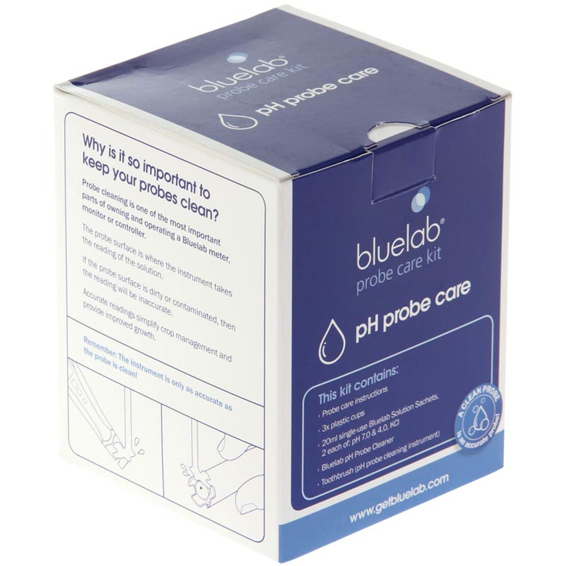 Bluelab pH Kalibrierungs- und Reinigungsset - Growland - alles für de