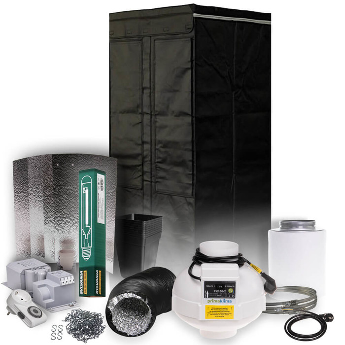 HomeLab Grow Set 250W - 60x60x160 cm