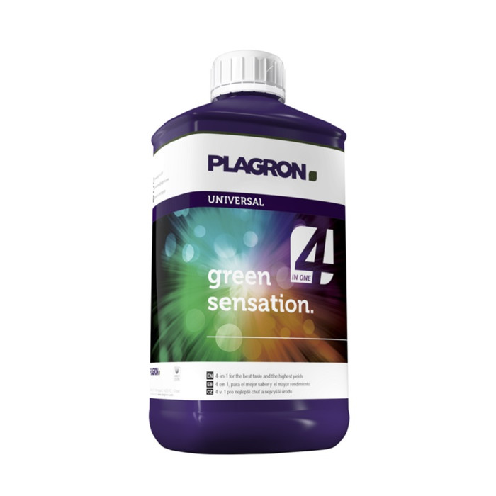 Plagron Green Sensation 0,5 Liter
