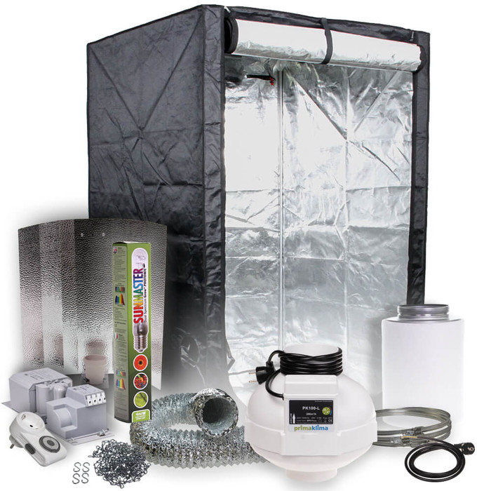 Hydro Shoot Grow Box HS100 Set - 400W