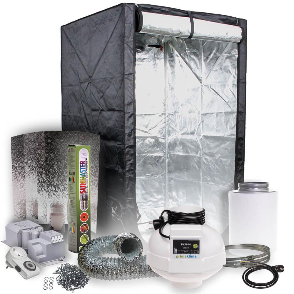 hydro shoot grow box hs80 set 250w. Black Bedroom Furniture Sets. Home Design Ideas
