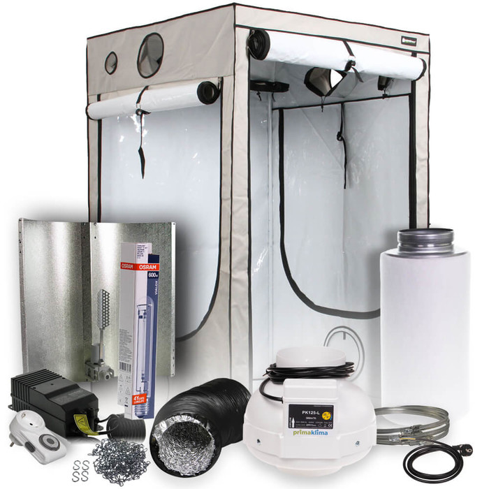 HOMEbox Ambient Q120 Grow Set 600 Watt + Adjust-A-Wings
