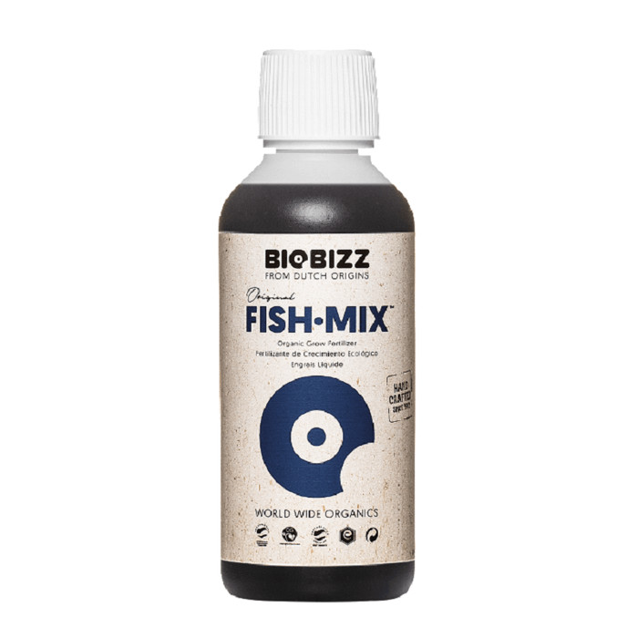 BIOBIZZ Fish-Mix Dünger 250ml