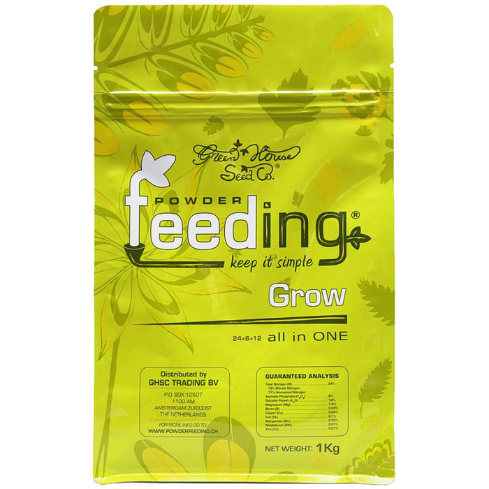 Powder Feeding Grow Granulatdünger 125g
