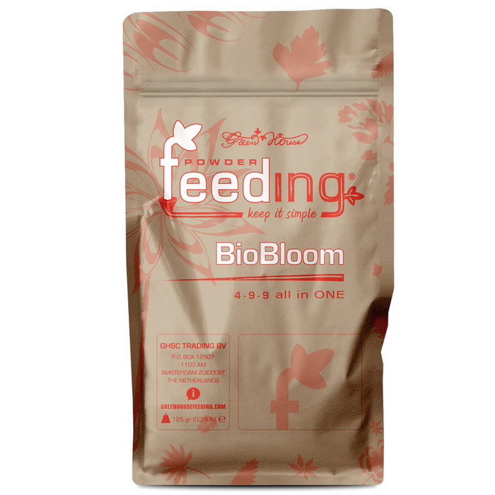 Green House Powder Feeding BioBloom