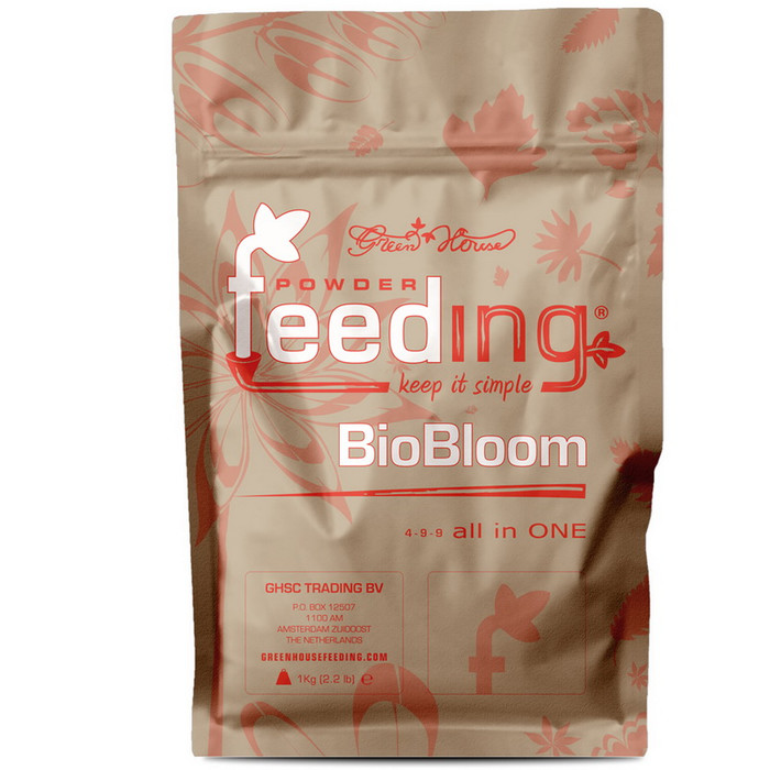 Powder Feeding BioBloom 1 kg