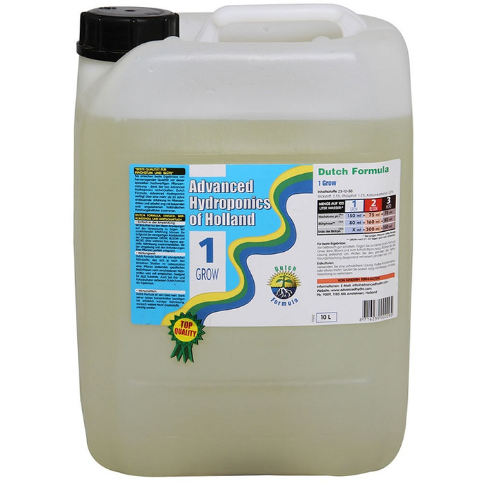 Advanced Hydroponics - Grow 10L