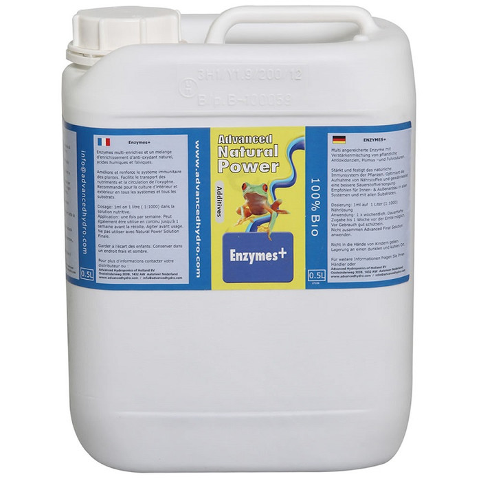 Advanced Hydroponics - Enzymes+ 5L