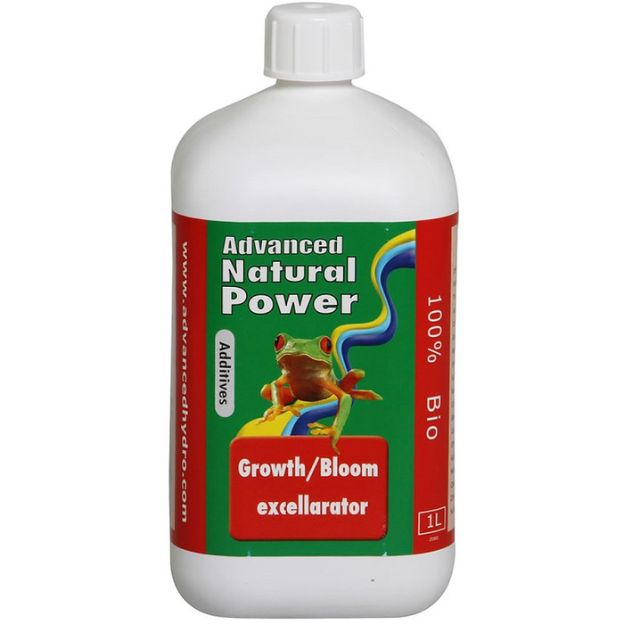 Advanced Hydroponics - Growth/Bloom Excellerator 1L