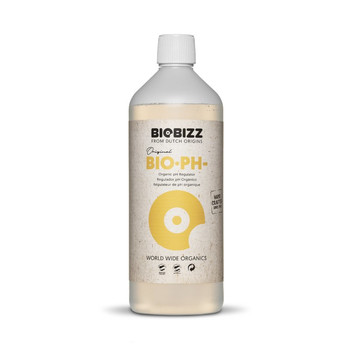 BIOBIZZ organischer pH- Down Regulator 250ml, 500ml, 1L