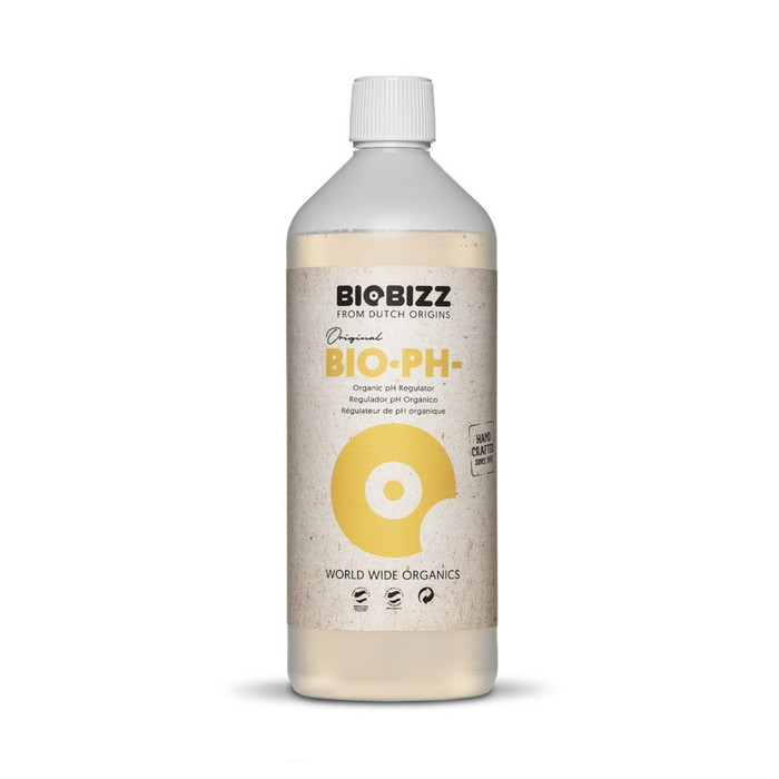 BioBizz organischer pH- Regulator 1 Liter