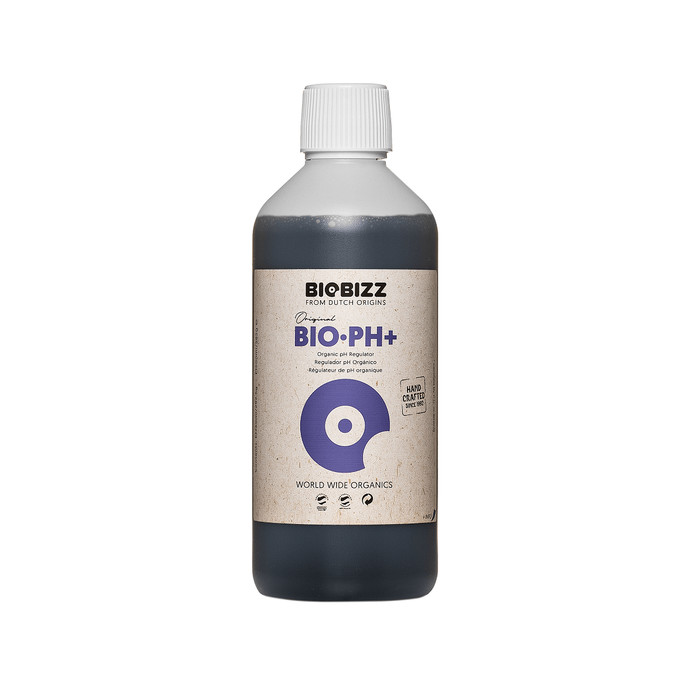 BIOBIZZ organischer pH+ Up Regulator 250ml