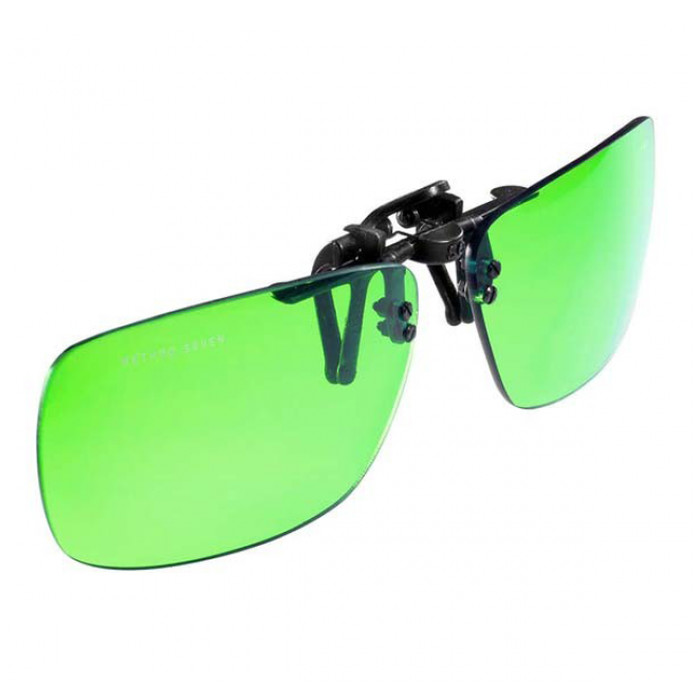 Method Seven Classic LED Clip On Growbrille