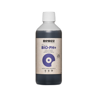 BIOBIZZ organischer pH+ Up Regulator 250ml, 500ml, 1L