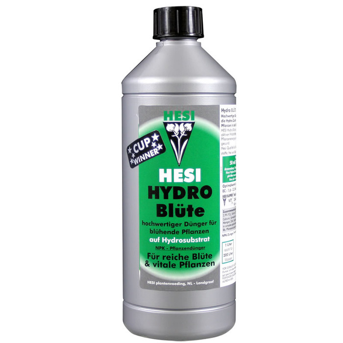 HESI Hydro Blüte 1 L Blütephase