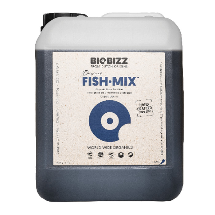 BIOBIZZ Fish-Mix Dünger 5 L