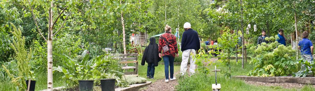 Ziele von Urban Gardening